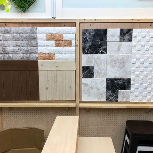 東急ハンズ渋谷店クッションシート展示2