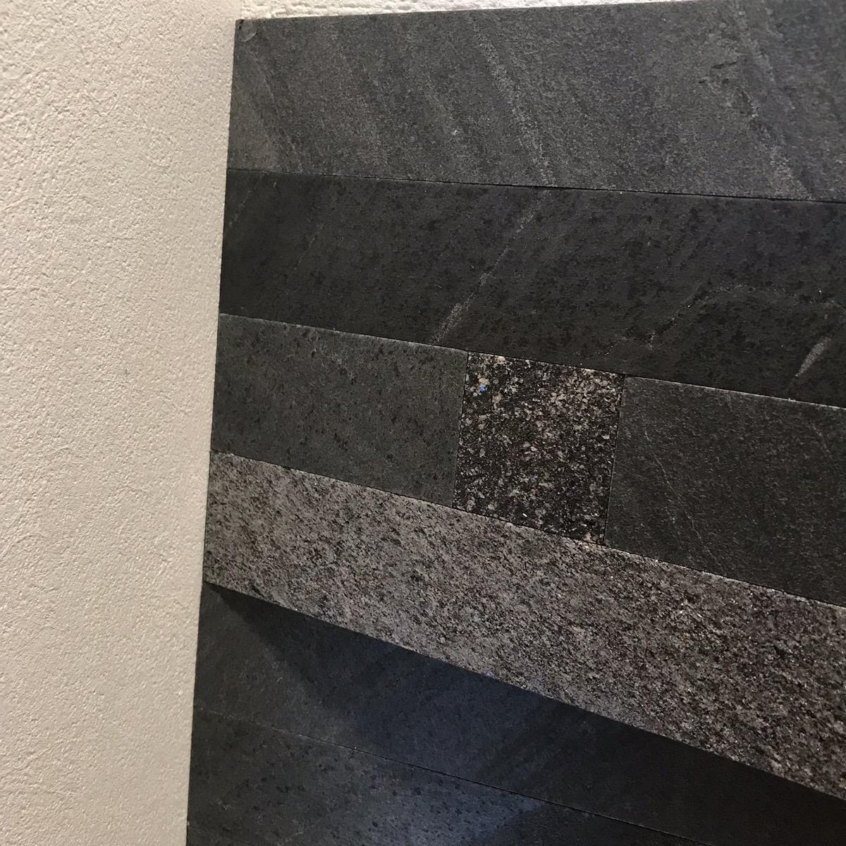 リアルストーンタイルシール Slicel スライシル 貼るコツ DIY